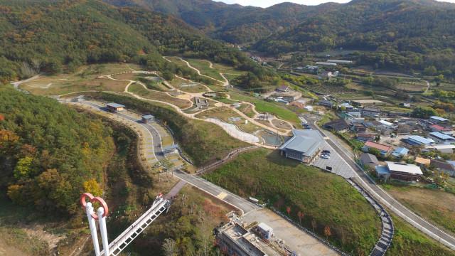 가을이 익어가는 테마공원